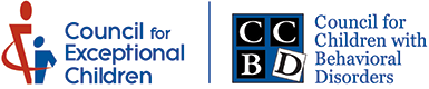 Council for Children with Behavioral Disorders logo